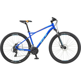 "GT Bicycles Aggressor Expert 29"", gloss electric blue"